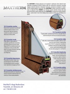 okno maxtherm