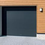 VERDOOR brama garaz Bauhaus