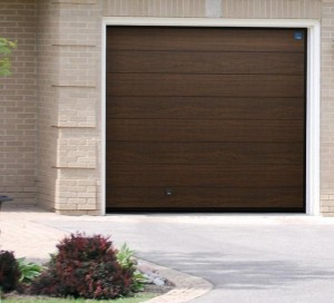 brama garażowa Nice Premium